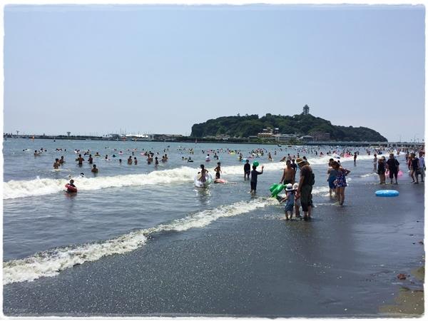 江の島東浜①